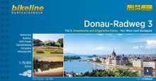Bikeline Radtourenbuch Donau Radweg 03, Diverse