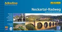 Bikeline Radtourenbuch Neckartal- Radweg, Diverse