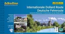 Bikeline Radtourenbuch Internationale Dollardroute - Deutsche Fehnroute, Buch