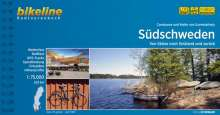 Constanze von Szombathely: Südschweden, Buch