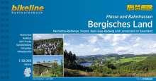 Flüsse und Bahntrassen Bergisches Land, Buch