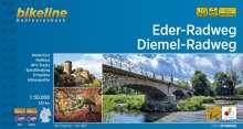 Eder-Radweg . Diemel-Radweg, Buch