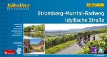 Bikeline Radtourenbuch Stromberg-Murrtal-Radweg. Idyllische Straße, Buch