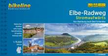 Bikeline Radtourenbuch Elbe-Radweg Stromaufwärts, Buch