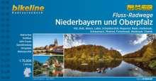 Flussradwege Niederbayern und Oberpfalz, Buch