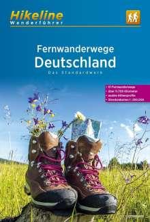 Fernwanderwege Deutschland, Buch