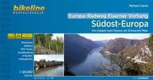 Europa-Radweg Eiserner Vorhang / Europa-Radweg Eiserner Vorhang 5 Südost-Europa, Buch