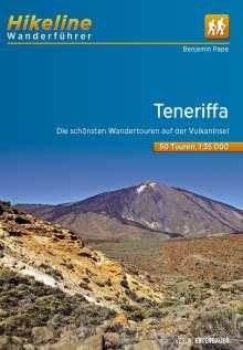 Wanderführer Teneriffa, Buch