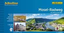 Bikeline Mosel-Radweg, Buch