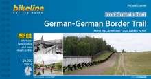 Michael Cramer: Iron Curtain Trail 3 German-German Border Trail, Buch