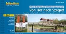 Michael Cramer: Europa-Radweg Eiserner Vorhang, Buch