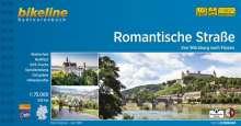 Romantische Strasse 1:75.000, Buch