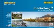 Inn-Radweg / Inn-Radweg 2, Buch