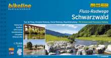 Flussradwege Schwarzwald, Buch
