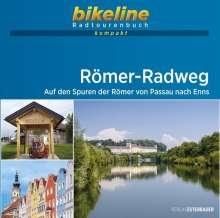 Römer-Radweg 1 : 50 000, Buch