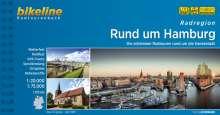 Rund um Hamburg 1 : 20 000, Buch