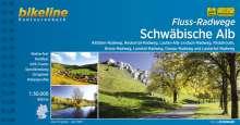 Fluss-Radwege Schwäbische Alb 1 : 50 000, Buch