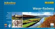 Weser-Radweg, Buch