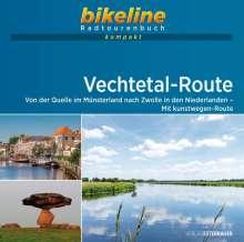 Vechtetal-Route 1 : 50 000, Buch