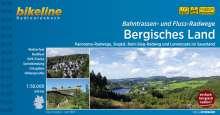 Bahntrassen- und Fluss-Radwege Bergisches Land, Buch