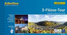 3-Flüsse-Tour, Buch