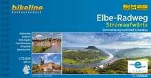 Elbe-Radweg / Elbe-Radweg Stromaufwärts, Buch