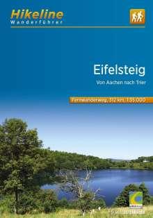Wanderführer Eifelsteig, Buch