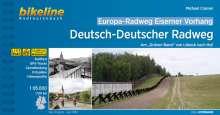 Michael Cramer: Europa-Radweg Eiserner Vorhang / Europa-Radweg Eiserner Vorhang Deutsch-Deutscher Radweg, Buch