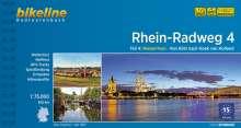 Rhein-Radweg / Rhein-Radweg Teil 4, Buch