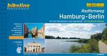 Radfernweg Hamburg-Berlin, Buch