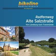 Alte Salzstraße 1 : 50 000, Buch