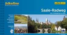 Saale-Radweg, Buch