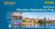 München-Regensburg-Prag Radfernweg, Buch