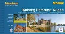 Radfernweg Hamburg-Rügen, Buch