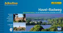 Havel-Radweg, Buch