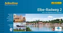 Elbe-Radweg Teil 2: Von Magdeburg nach Cuxhaven, Buch