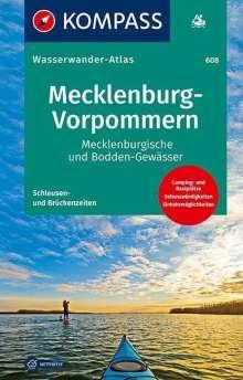KV WWA 608 Mecklenburg-Vorpommern, Buch
