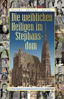 Die weiblichen Heiligen im Stephansdom, Buch
