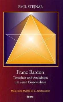 Emil Stejnar: Franz Bardon, Buch