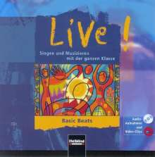 Live! Basic Beats. AudioCD/CD-ROM, CD-ROM
