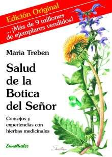 Maria Treben: Salud de la Botica del Señor, Buch