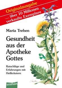 Maria Treben: Gesundheit aus der Apotheke Gottes, Buch