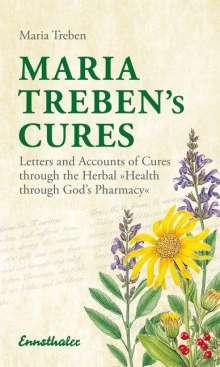 Maria Treben: Maria Treben's Cures, Buch