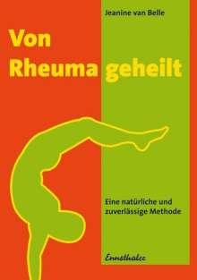 Jeanine van Belle: Von Rheuma geheilt, Buch