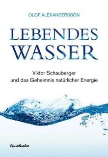 Olof Alexandersson: Lebendes Wasser, Buch