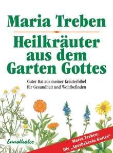 Maria Treben: Heilkräuter aus dem Garten Gottes, Buch