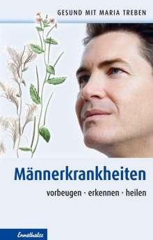 Maria Treben: Männerkrankheiten, Buch