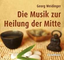Die Musik zur Heilung der Mitte, CD
