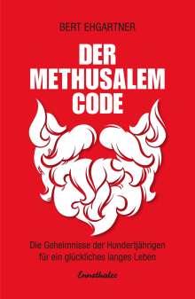 Bert Ehgartner: Der Methusalem-Code, Buch