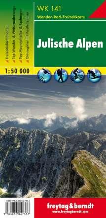 Julische Alpen 1 : 50 000. WK 141, Diverse